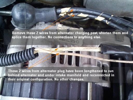 fresh start: alternator wiring upgrade configuration - page 4 - the subaru  svx world network  the subaru svx world network