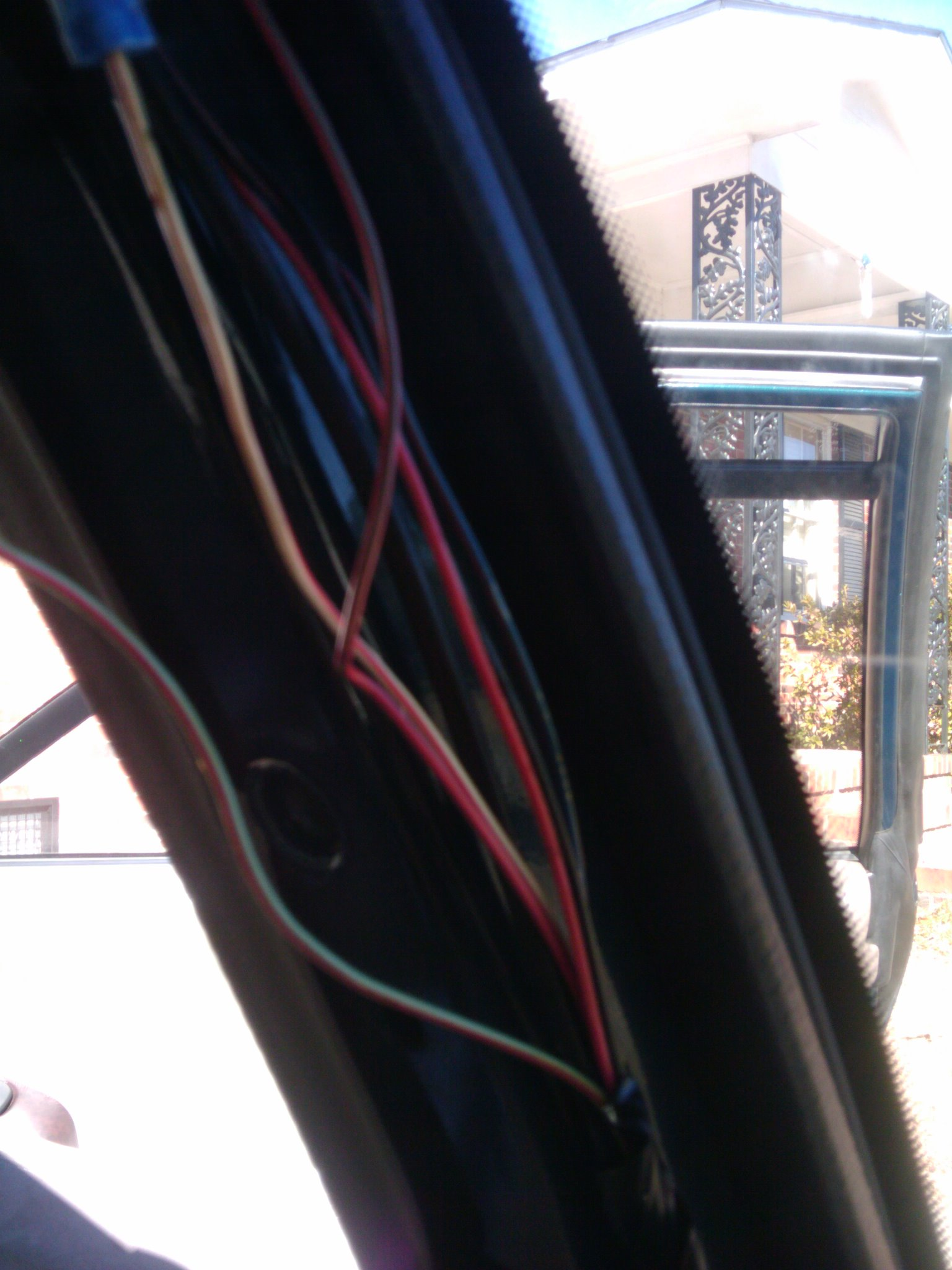 fix to losing clock a c cig lighter and mirrors the subaru svx note you need to do this on both sides although the wiring diagram suggest only the one wire is for both sides i learned clearly this is not true