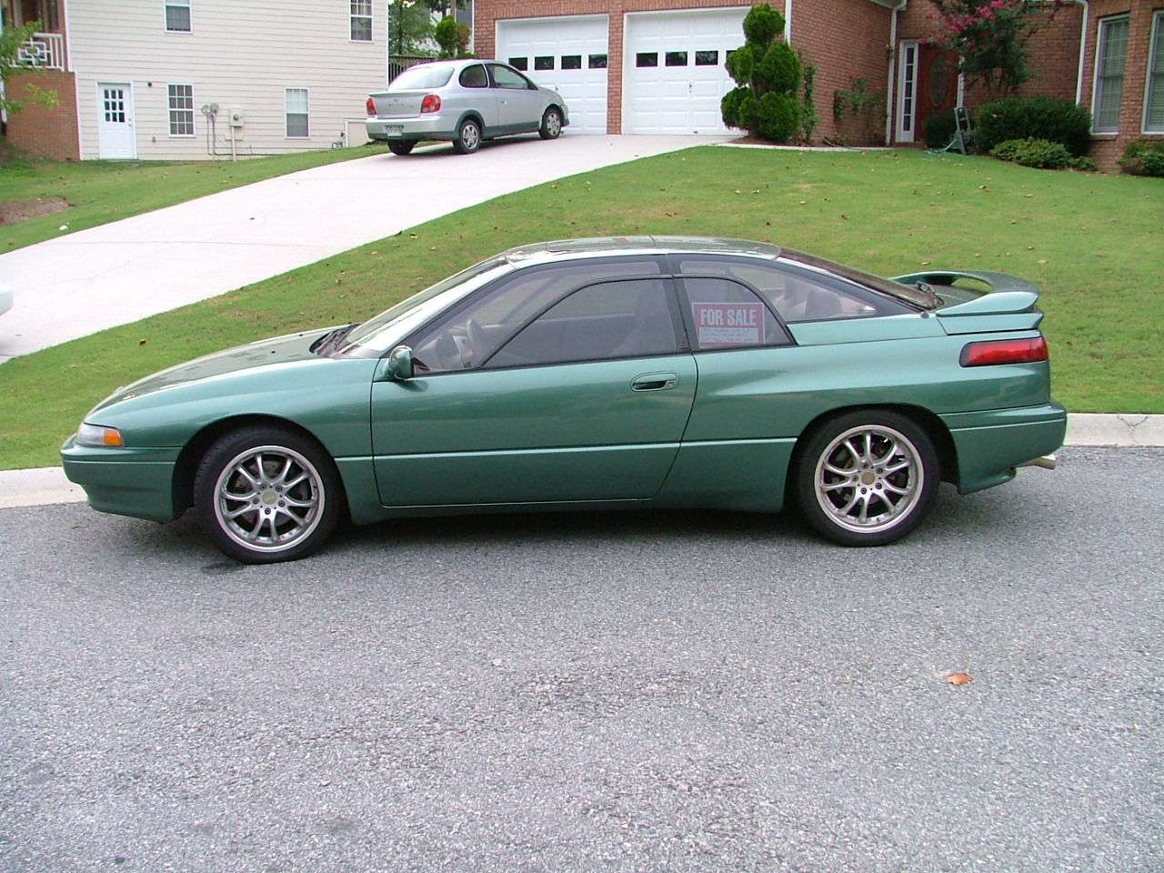 Paint the subaru svx world network for some reason it looks like it belonged on the svx originally and doesnt have that repaint look has a harmonious look with the interior also vanachro Images