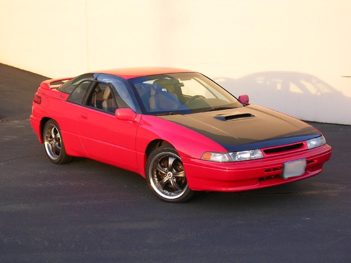 1995 Subaru SVX LS ...