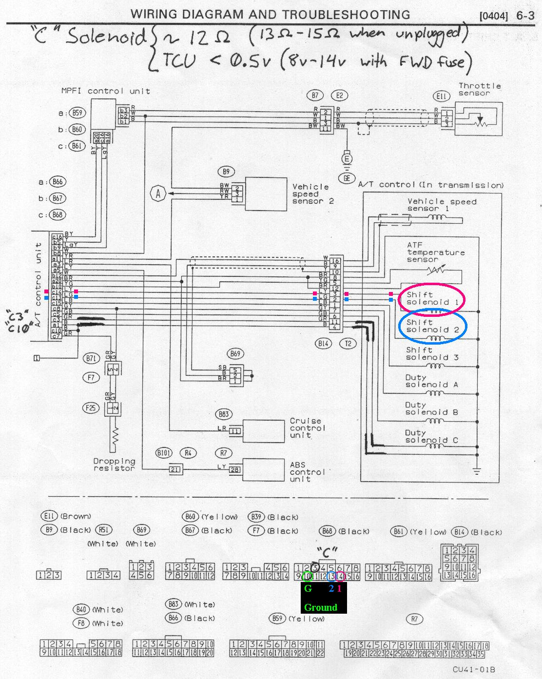 Stereo Wiring Diagram Subaru Impreza Manual Of Radio For 1997 1998 Legacy 2005