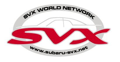 The Subaru SVX World Network
